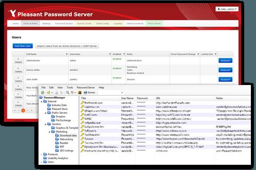 Passwort Manager Keepass